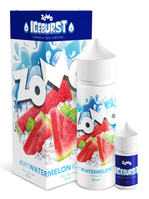 LIQUIDO ZOMO - MY WATERMELON ICE. 30ml