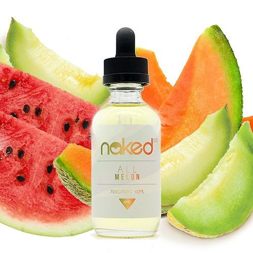 NAKED 100 ALL MELON 60ml.