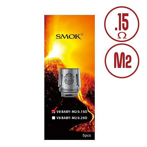 SMOK V8 baby COIL  M2 0.15ohm