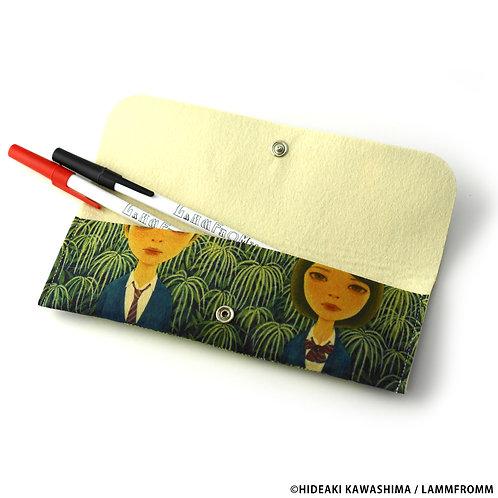 Hideaki Kawashima Felt Pen Case [Youth]