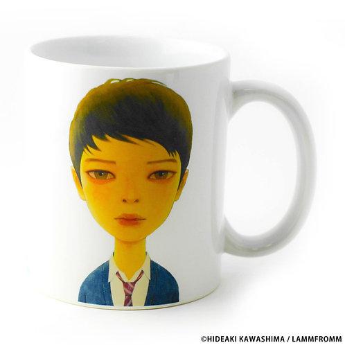 Hideaki Kawashima Mug [Youth]