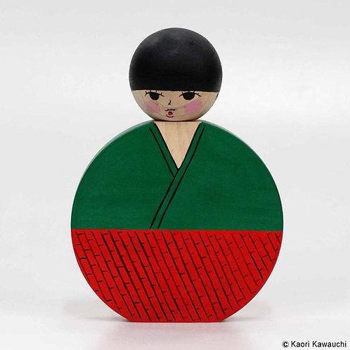 [ Art Work ] Kawauchi Kaori Kokeshi [untitled(C-1)]