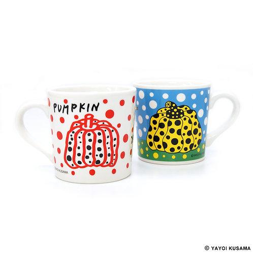 [ Yayoi Kusama Product ] Yayoi Kusama Pumpkin Mug Cup