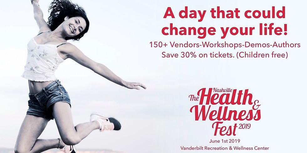 The Nashville Health & Wellness Fest