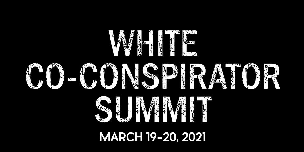 White Co-Conspirator Summit | Scarritt Bennett Center