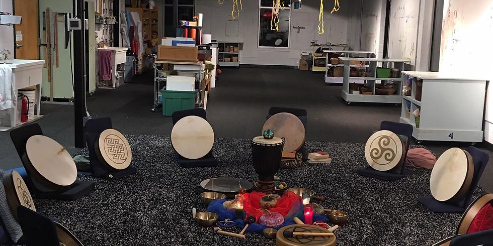 Frame Drum Wisdom Sound Circle | Nashville, TN