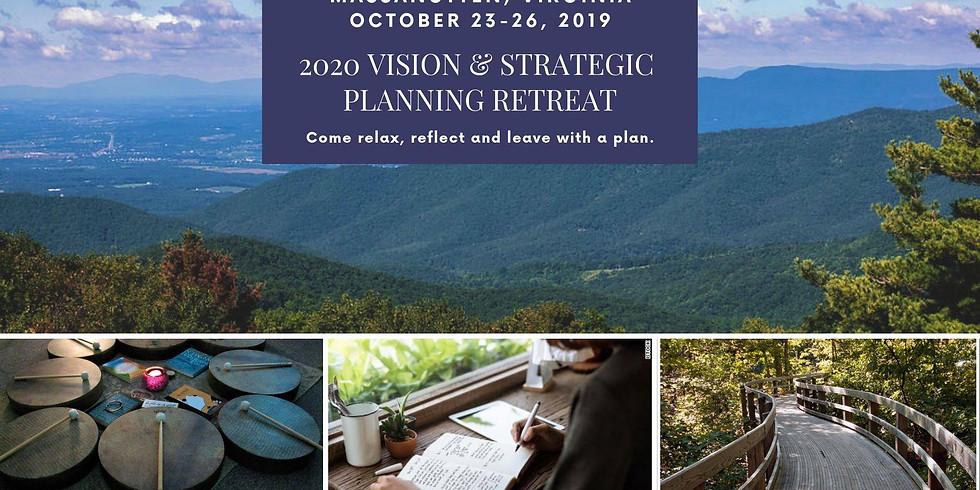 2020 Vision & Strategic Planning Retreat | Massanutten, VA