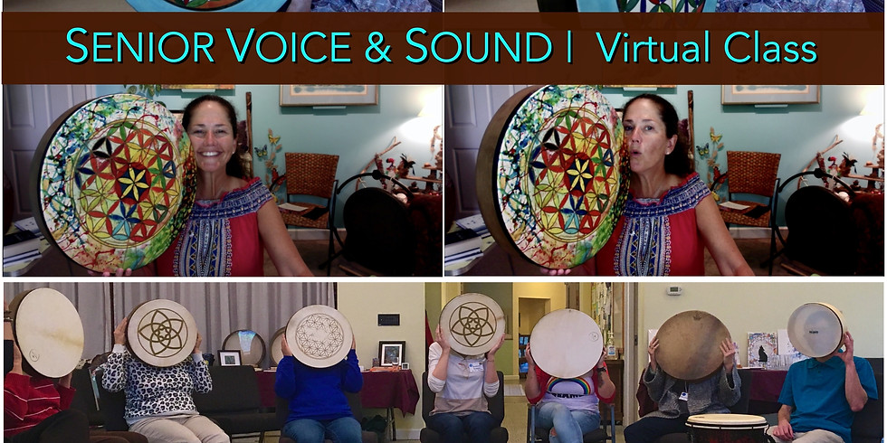 Senior Voice & Sound | Virtual Class