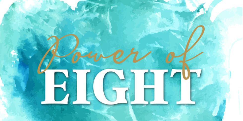 Power of Eight | A Virtual Circle Gathering