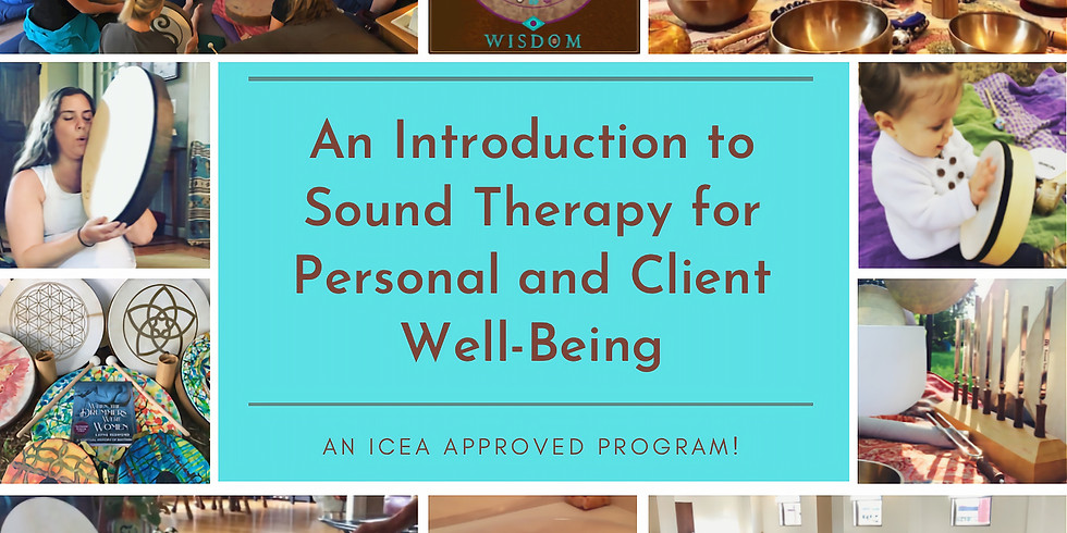 An Introduction to Sound Therapy for Personal and Client Well-Being