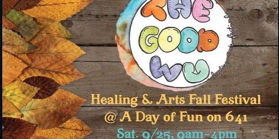 The Good Wu Fall Festival - Gilbertsville, KY