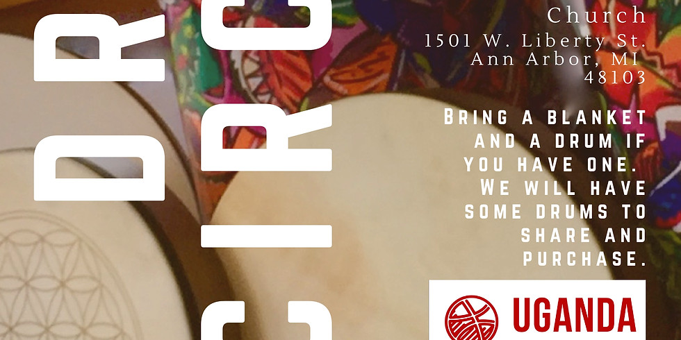 Drum Circle Fundrasing Event   with I AM Well - Reiki and EFT
