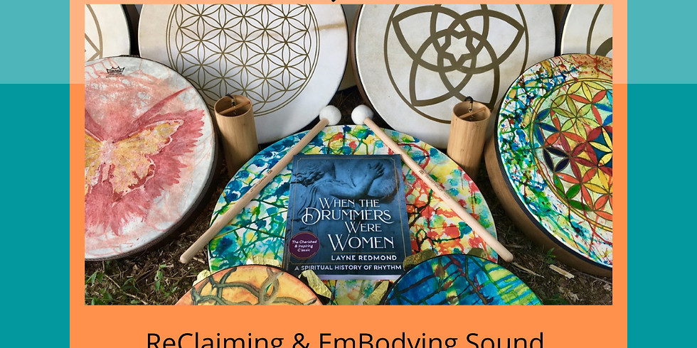 ReSounding Wholeness | Voice, Sound & Rhythm For Well-Being