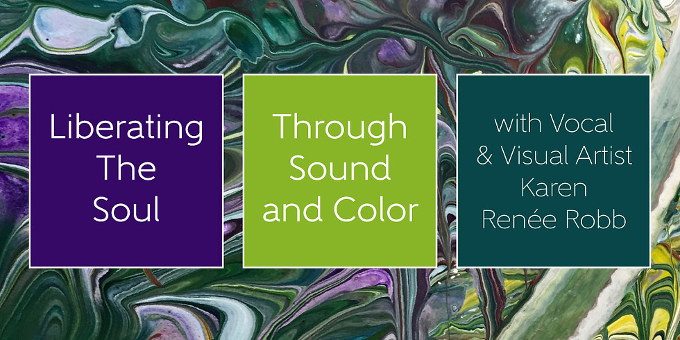 DAY RETREAT: Liberating The Soul Through Sound and Color | Nashville, TN