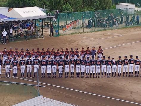 3年生チーム「第1回ヤマタケカップ争奪大会」3回戦進出で閉幕。