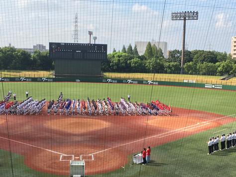 レギュラーチーム「第24回ゼット旗争奪大会」準優勝で閉幕。