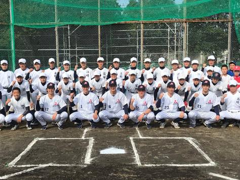 三菱重工名古屋硬式野球部様による野球教室開催!