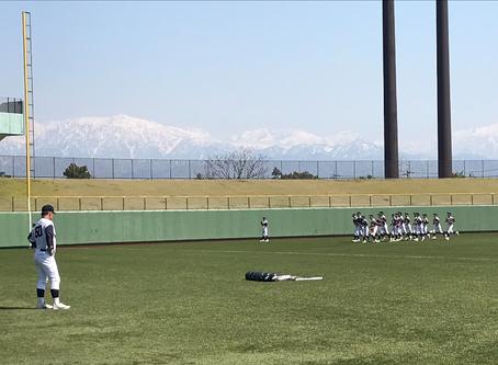レギュラーチーム第9回北國新聞社旗争奪北陸大会 2回戦敗退で閉幕しました。