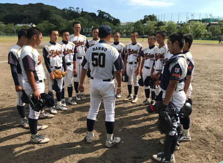 レギュラーチーム「東海理化旗ゼット杯争奪 第14回ボーイズリーグ選抜愛知県東大会」3回戦敗退で閉幕。