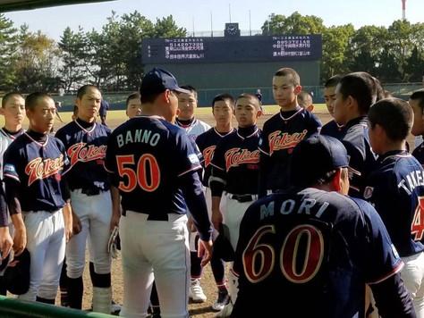 レギュラーチーム「第18回神宮奉納大会」ベスト4で閉幕。