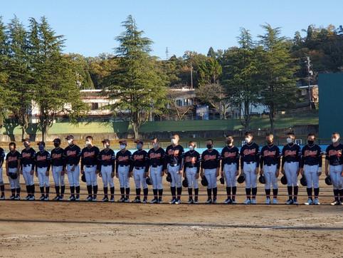 1年生チーム「第17回アシックス旗争奪中学生ジュニア大会」準優勝でした。