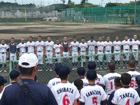 レギュラーチーム「第50回選手権大会支部予選・第1回SSK旗争奪大会」準優勝で閉幕。
