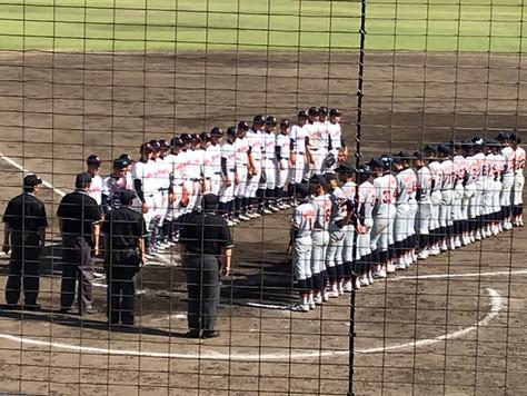 レギュラーチーム「読売杯 第34回日本少年野球 中日本大会」ベスト4でした。