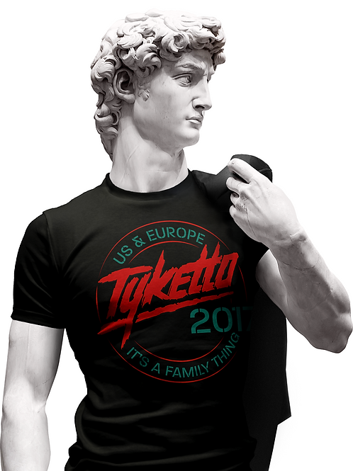 Tour T-Shirt 2017: It's A Family Thing **PLEASE READ THE SIZING INFORMATION**