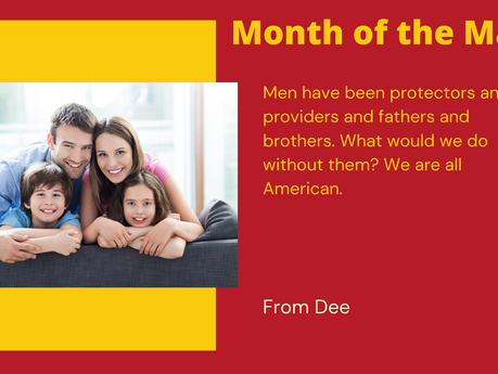 """Republican Women of Baltimore County Celebrates April 2021 as the """"Month of the Man"""""""