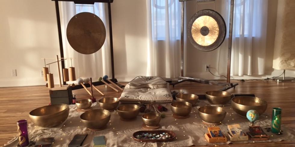 Méditation Sonore - St-Sauveur