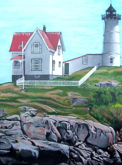Nubble Head Lighthouse
