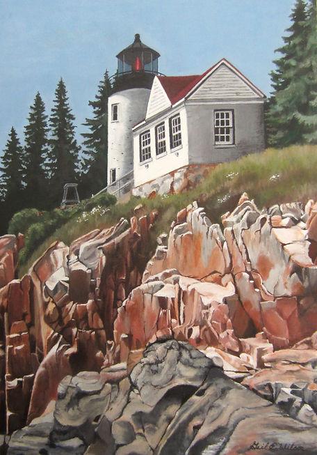 Bass Head Lighthouse