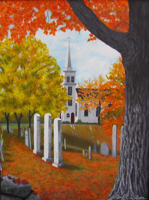 Autumn, Church