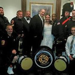 Piper Pat Ross & Jess's Wedding