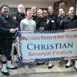 Our Marine Christian