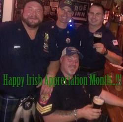 Irish Appreciation Month