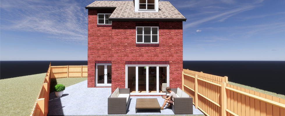 19085 - MModel Detached Dwelling - House