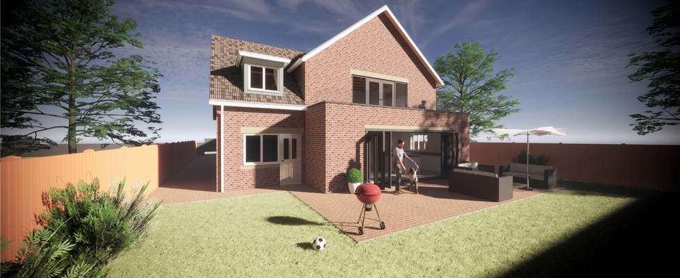 detached Dwelling - Breighton, Selby