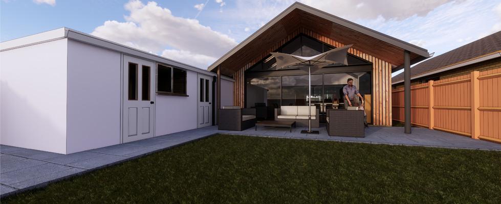 Rear Kitchen Diner Extension - Willerby