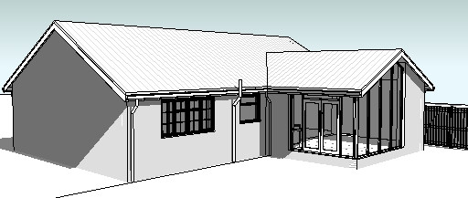 Rear Kitchen Dining Extension - North Duffield