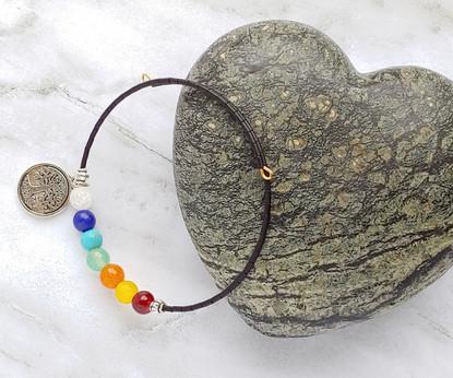 M - Rainbow bracelet