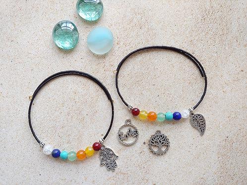 Chakra Anklet / Bracelet