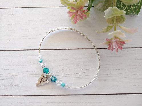 Turquoise Arrow
