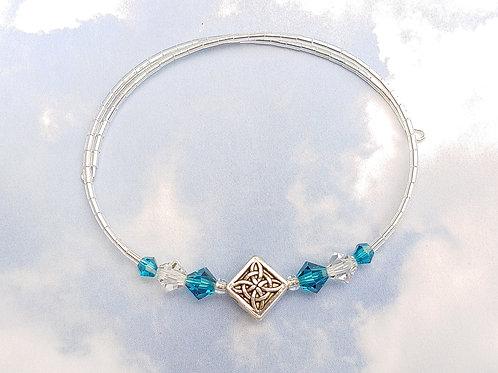 Celtic Knot Anklet / Bracelet