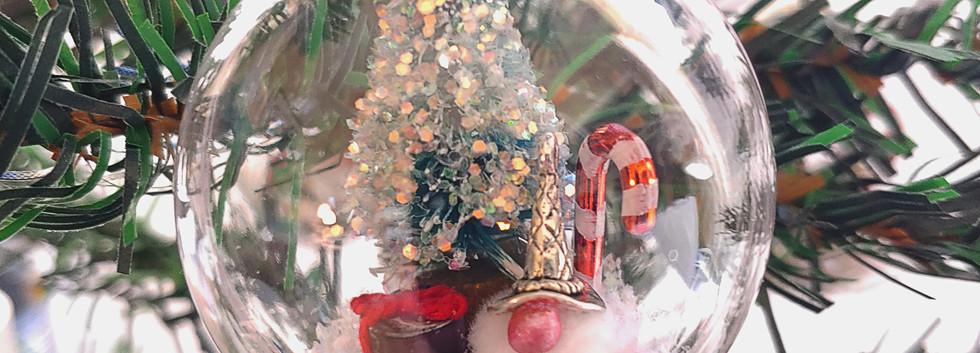Small Gnome Ornament