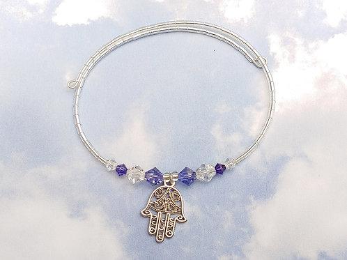 Hamsa Hand Anklet / Bracelet