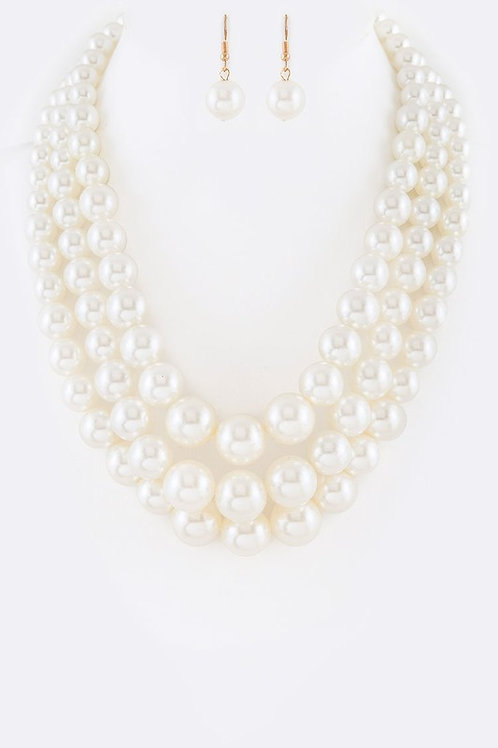 ICONIC TOUCH OF PEARLS SET