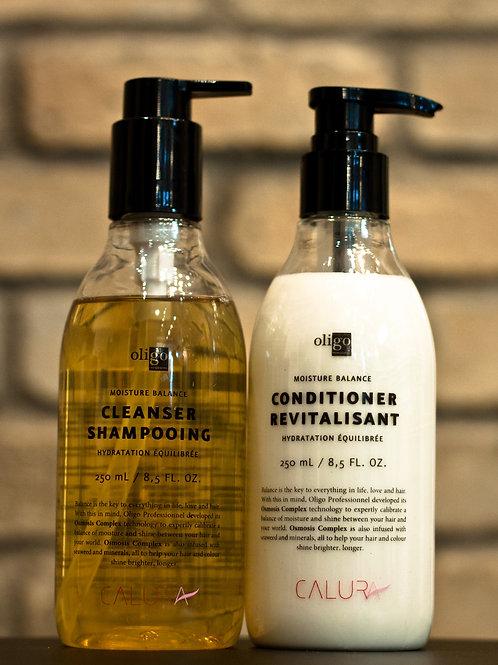 Oligo Moisture Balance Shampoo & Conditioner Set