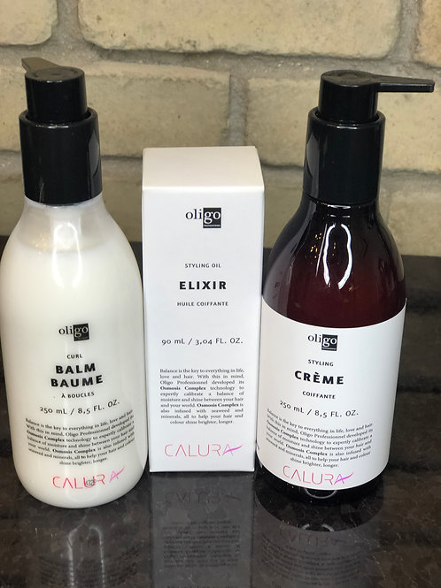 Curly Hair Gift Set