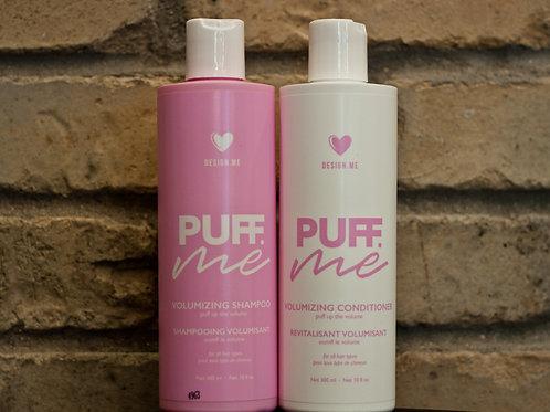 Design.ME Puff.ME Shampoo & Conditioner Set